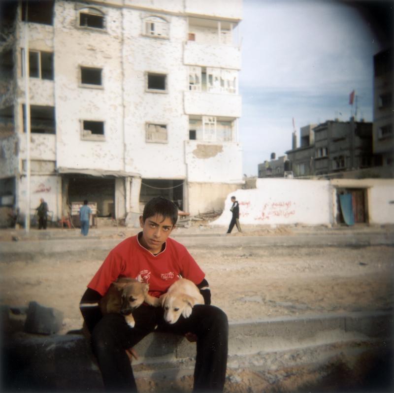 Tal el Soltan Camp, Rafah, Gaza