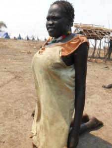Réfugiée soudanaise en Ethiopie