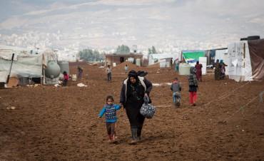 Camps de réfugiés au Liban ©Florian Seriex