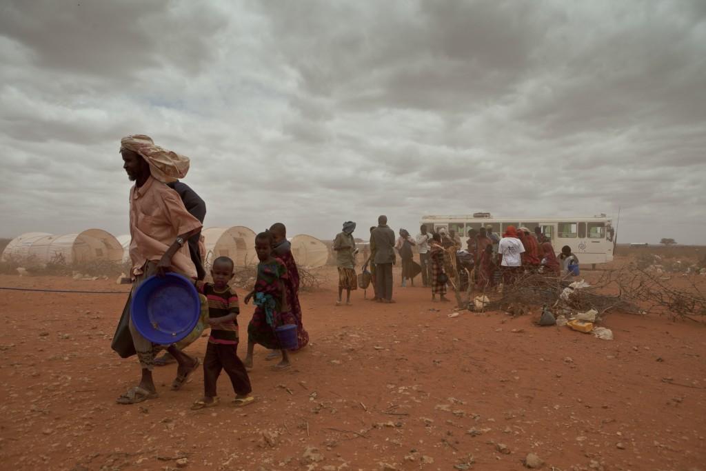 Samuel Hauenstein Swan, ACF UK - Ethiopie