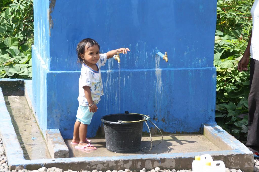 ©ACF, Franklin - Indonésie