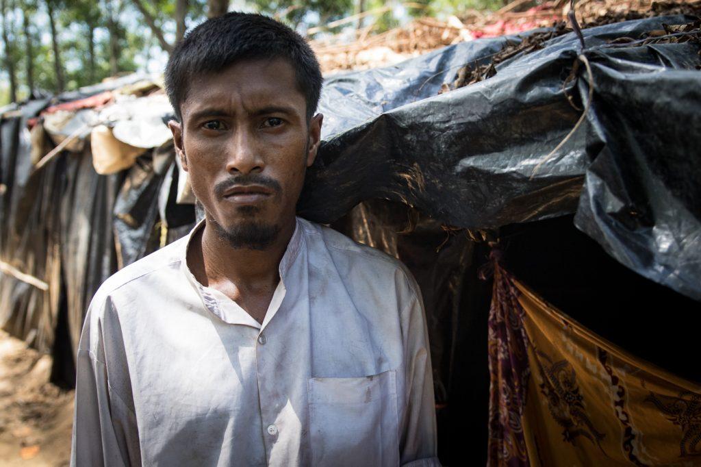 Mohammed Bangladesh Temoignage