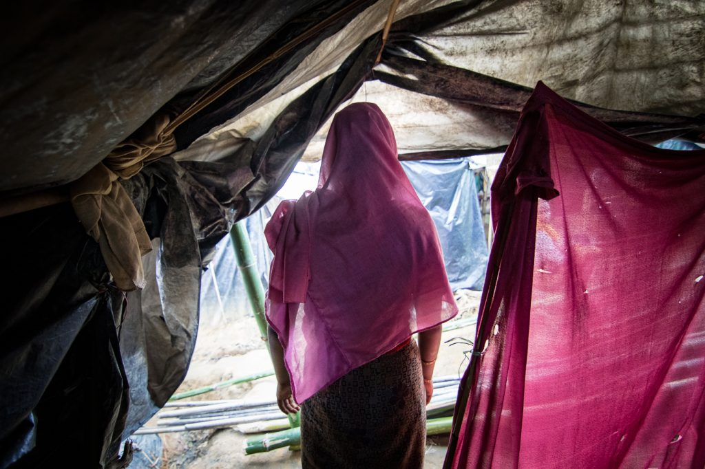 Yasmine Bangladesh temoignage