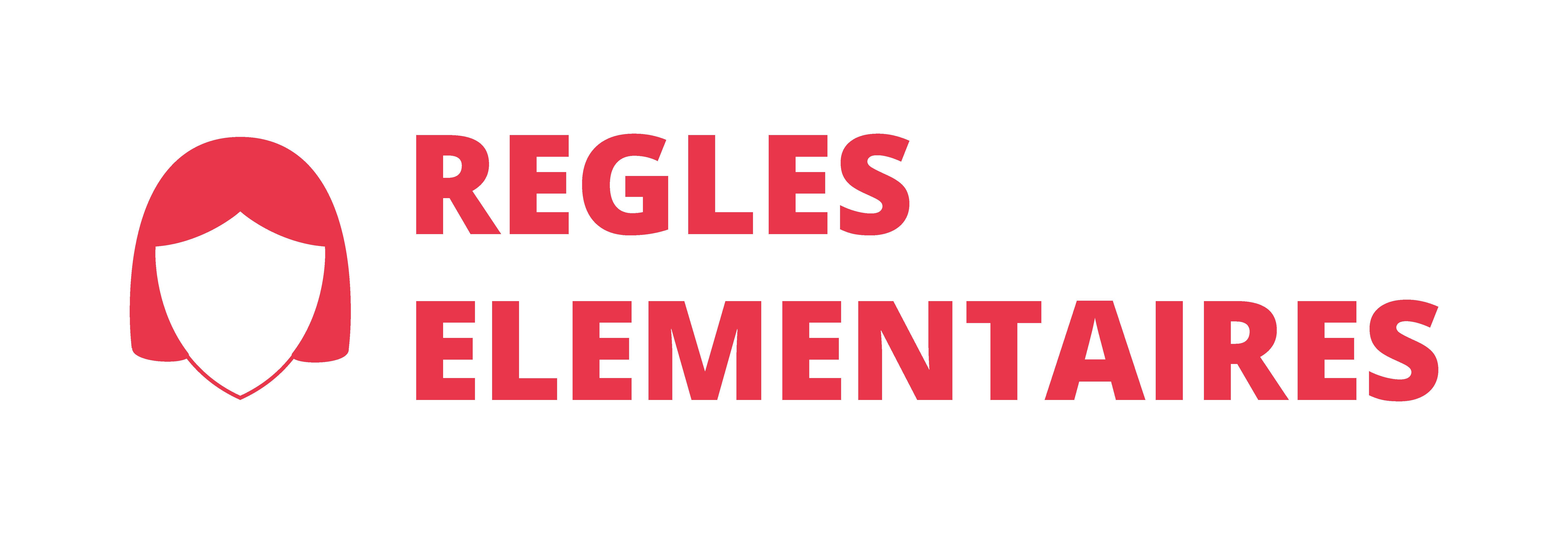 Logo règles élémentaires